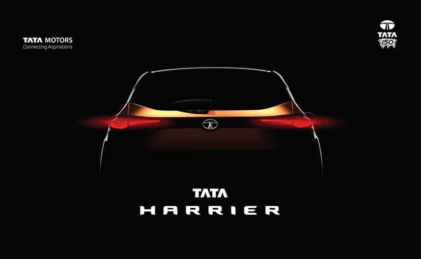 tata harrier suv india