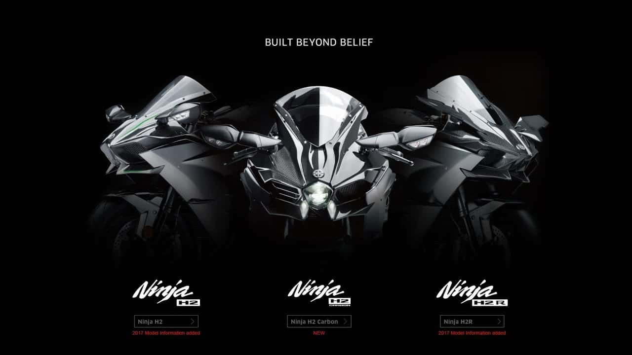 2019 Ninja H2 Unveiled Gets 31 Extra Horses