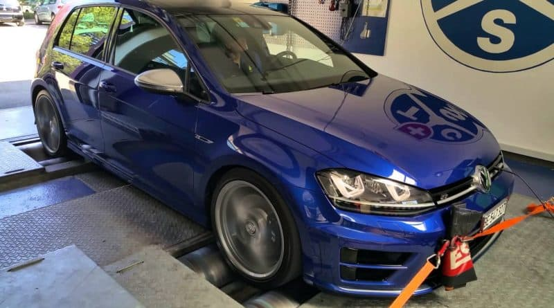 Dyno tuning remap