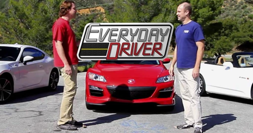 everyday driver podcast