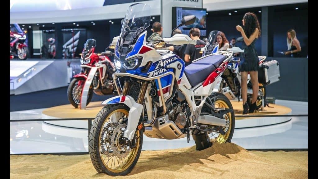 Honda Africa Twin Adventure Sport GIIAS