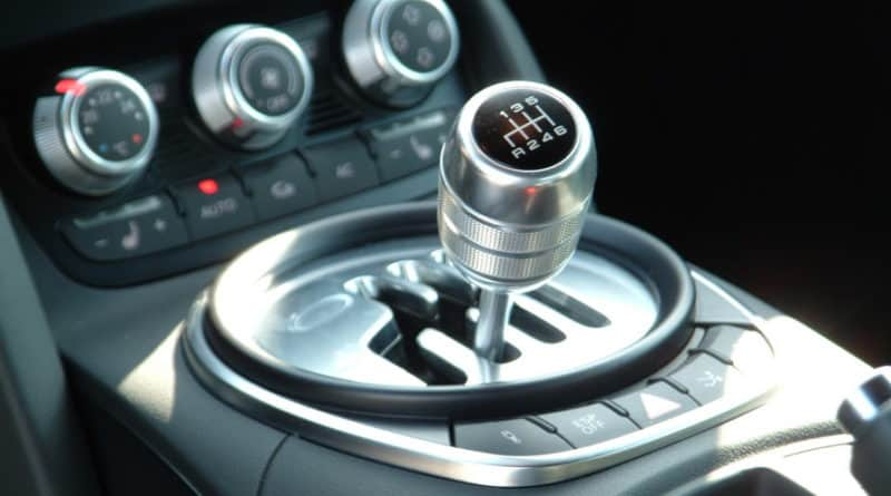 manual gearbox audi r8