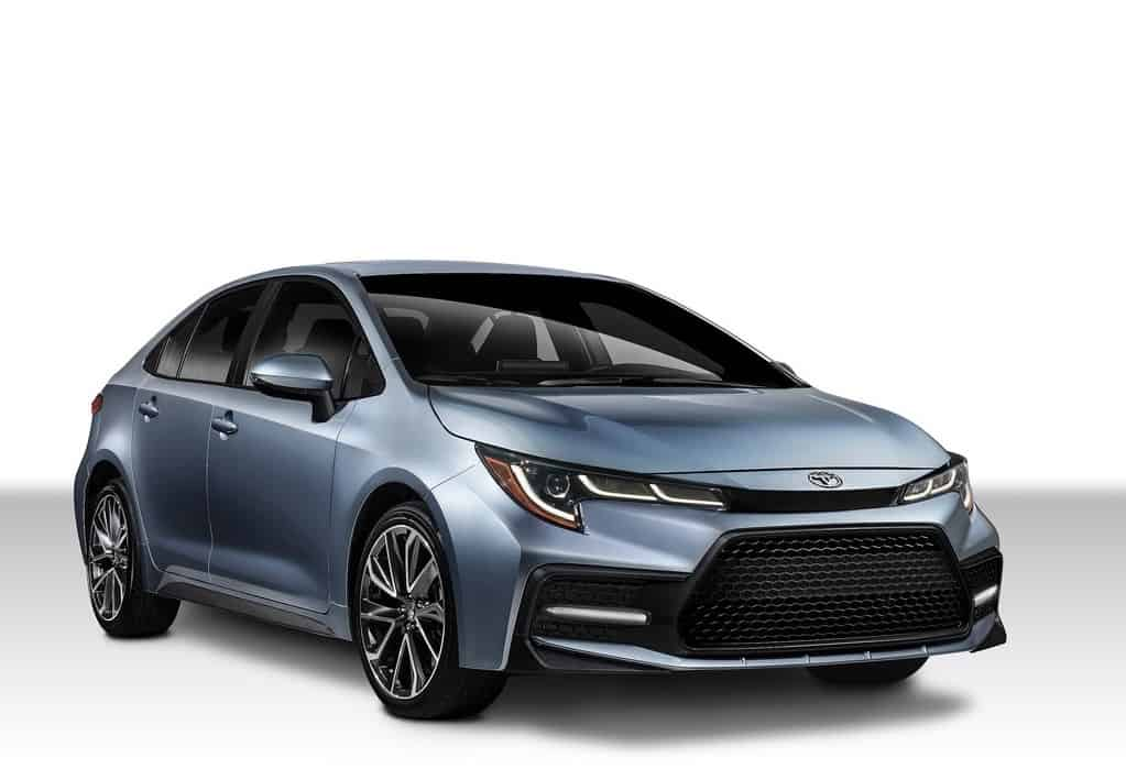 All New 2019 Toyota Corolla Unveiled In China Images Video