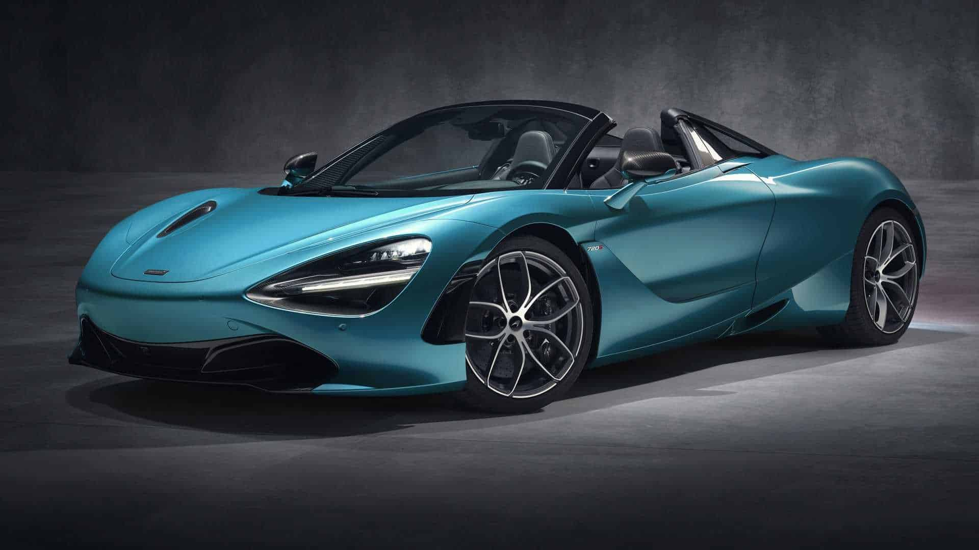 McLaren 720s Spider First Look