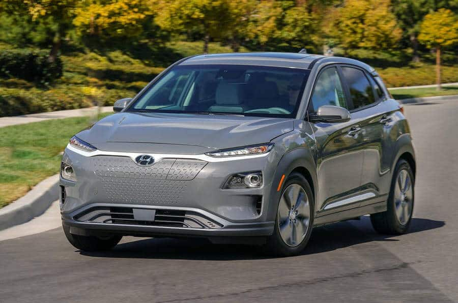 Hyundai Kona Electric Coming To India In 2019 Images Specs Video