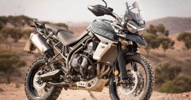 Best Adventure Motorcycles