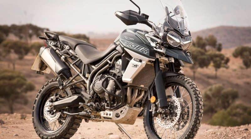 Best Adventure Motorcycles