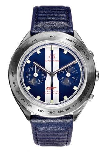 autodromo motorsport chronograph watch