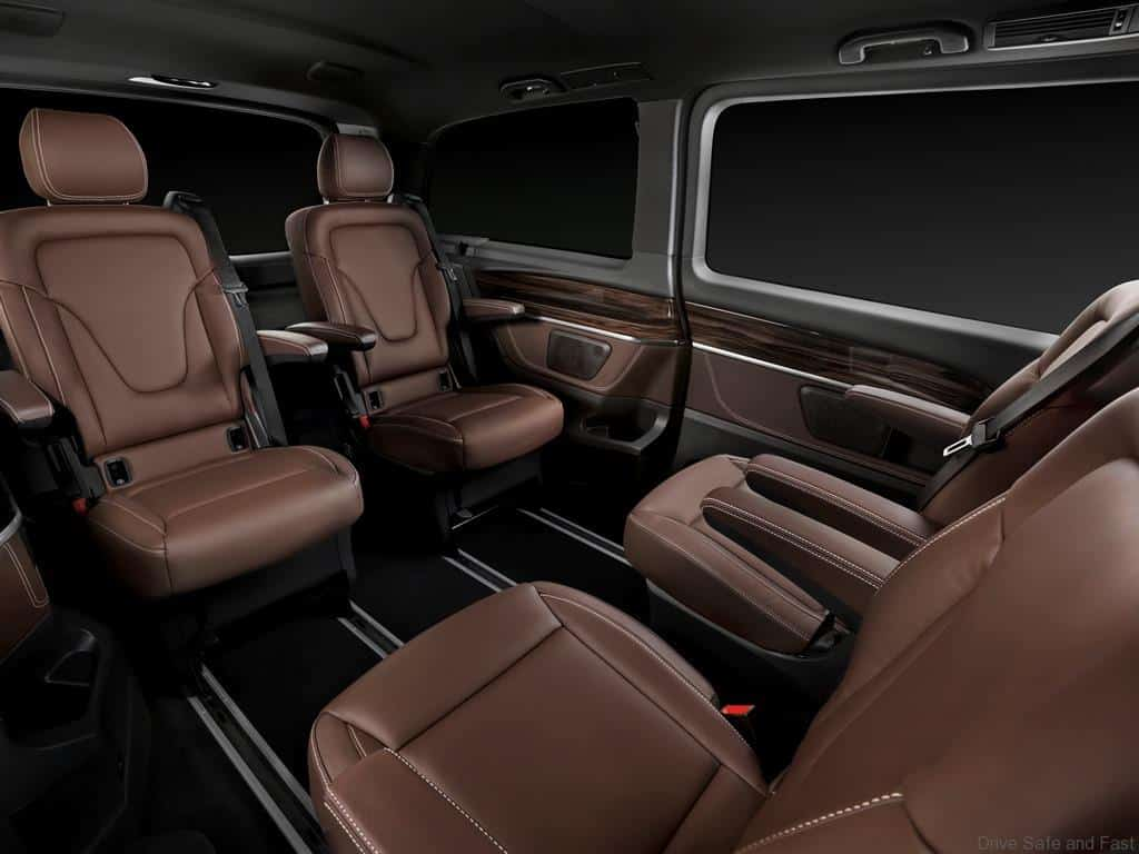v-class seating option