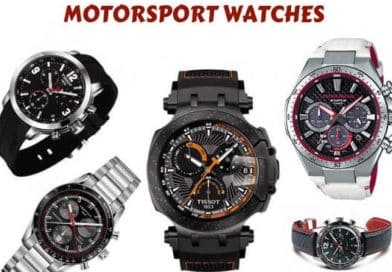 13 Affordable Motorsport Watches; Every Car Enthusiast should Consider