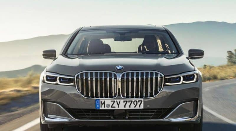2020 BMW 7 Series Showcased