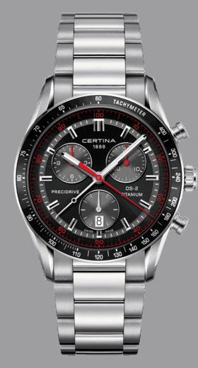 certina chronograph racing