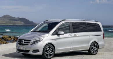 Mercedes-Benz V-Class MPV Launched in India