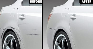 Easily Fix Dents and Scratches on your Car