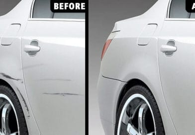 How to Fix Dents and Scratches on your Car