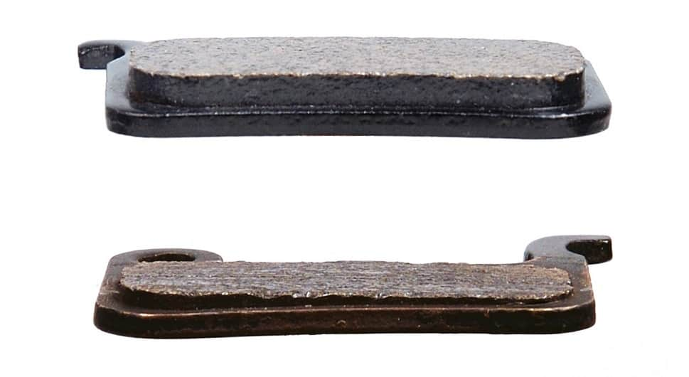 new and used brake pads