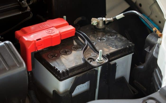 life of car battery