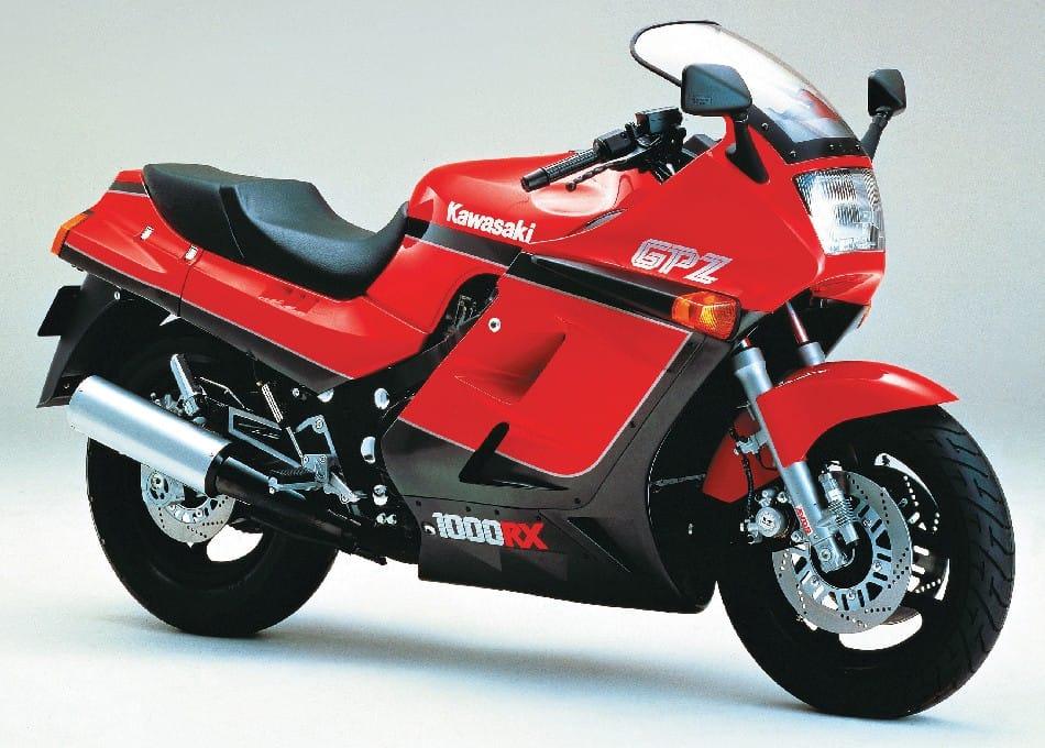 Kawasaki GPZ1000RX motorcycle