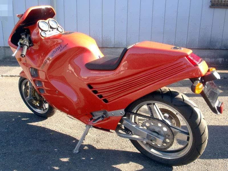 lamborghini two wheeler
