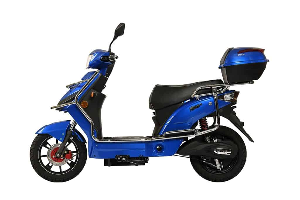 avan electric scooter in india