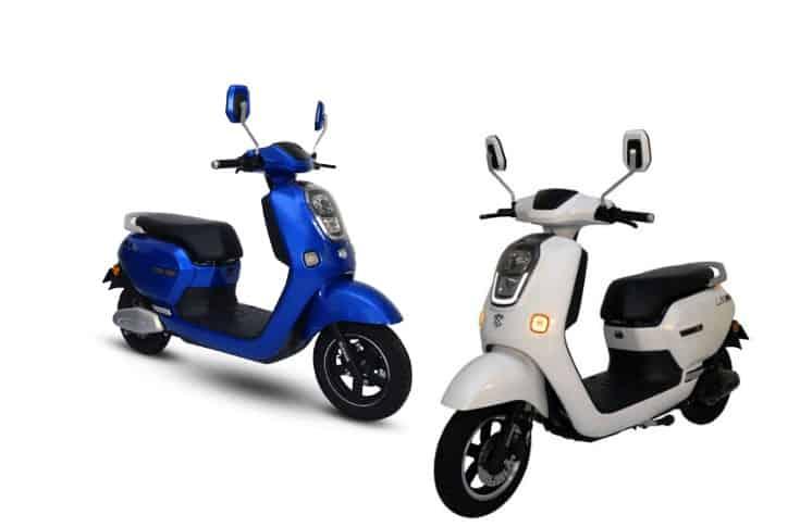 okinawa lite scooter