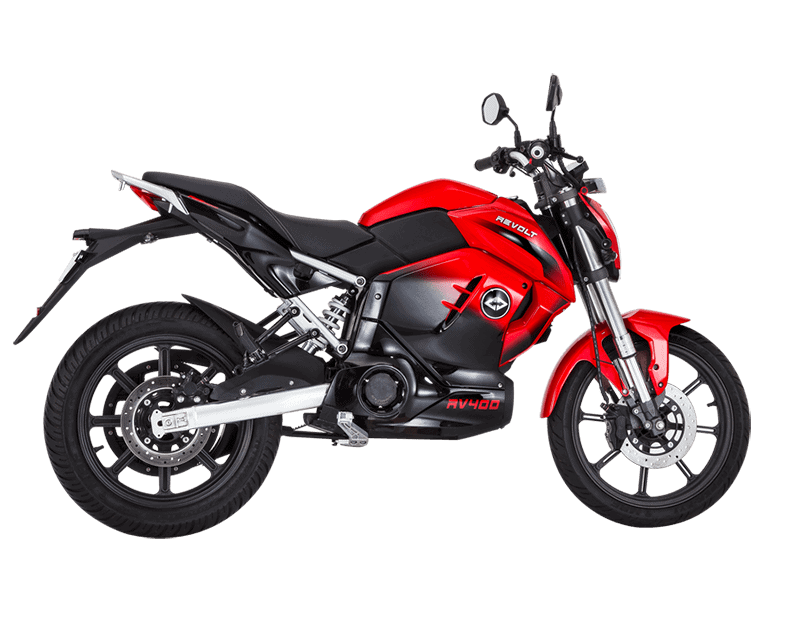 revolt 400 electric bike