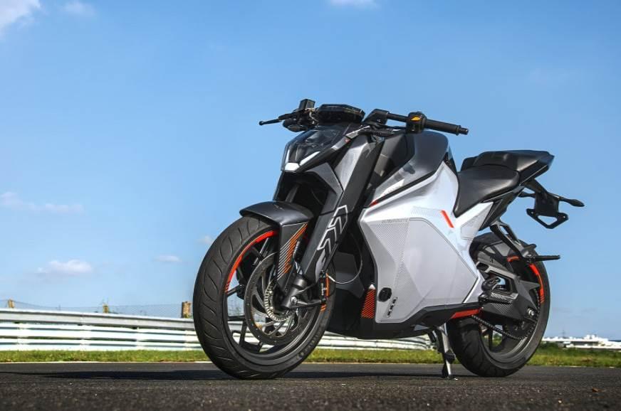 electric superbike india