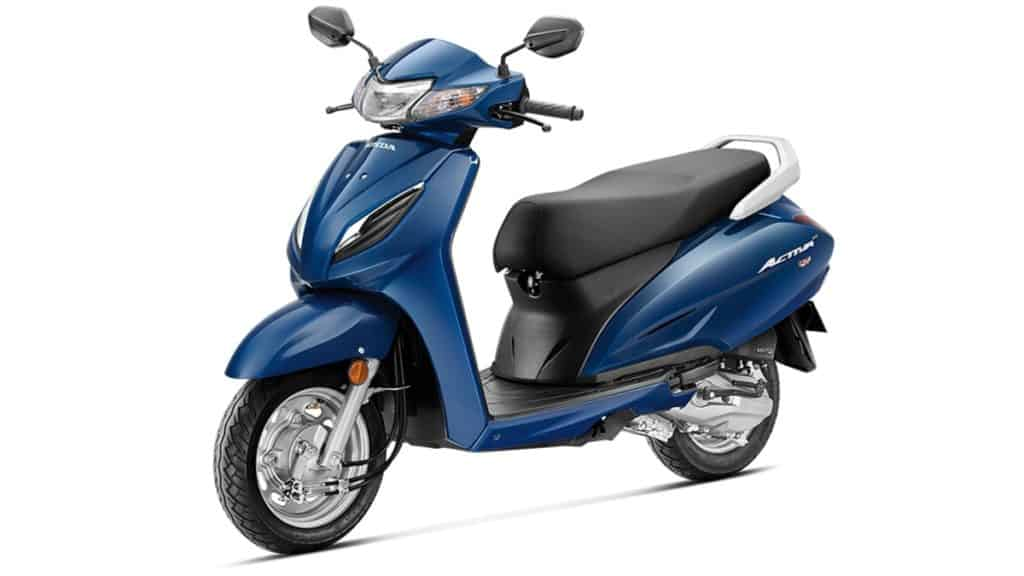 activa 6g scooter