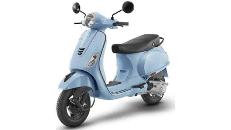 vespa uc 125 scooter