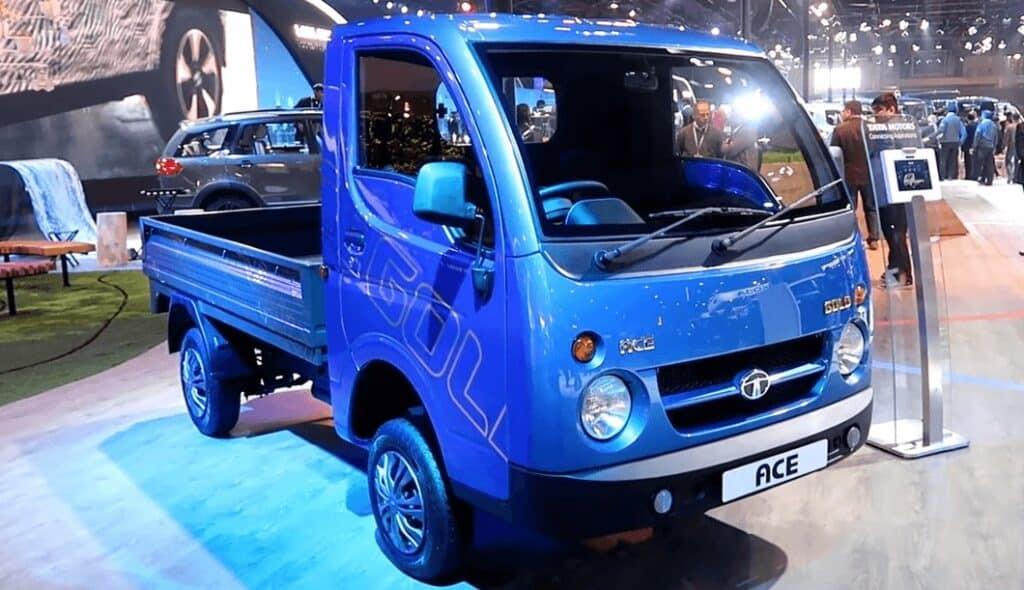 tata ace small truck